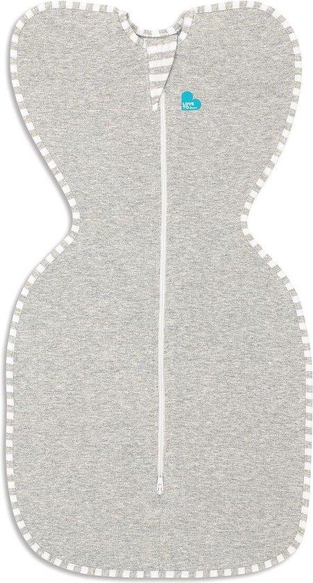 Product: Love To Dream Inbakerslaapzak Stage 1 - Small - 3.5 - 6 kg - Grijs, van het merk Love to dream