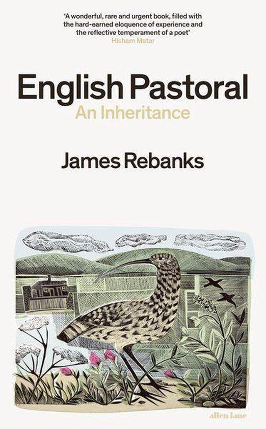 Boek cover English Pastoral van James Rebanks (Onbekend)