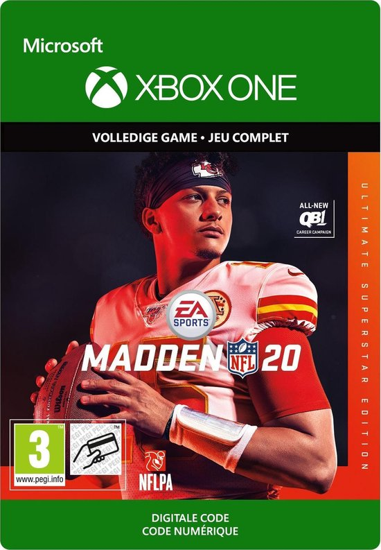 Madden NFL 20: Ultimate Superstar Edition - Xbox One Download