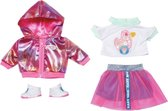 BABY born Outfit City Deluxe Style 43 cm