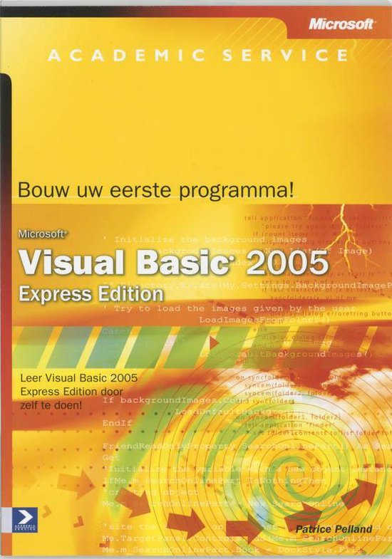 Microsoft Visual Basic 2005 - Patrice Pelland |