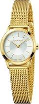 Calvin Klein Minimal Lady horloge  - Goudkleurig