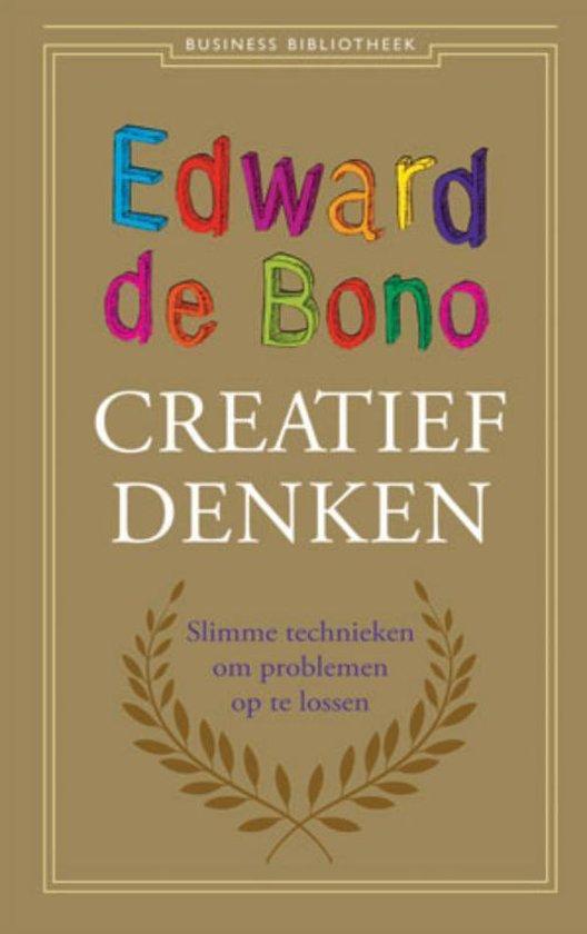 Creatief denken - Edward de Bono |