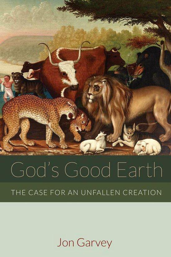 Omslag van God's Good Earth