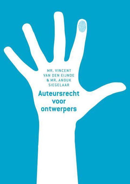 Auteursrecht voor ontwerpers - Vincent van den Eijnde   Fthsonline.com