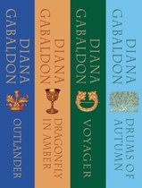 Afbeelding van Outlander 1 t/m 4 - The Outlander Series Bundle: Books 1, 2, 3, and 4