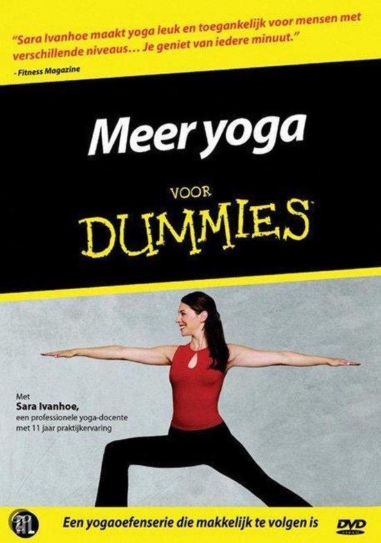 Cover van de film 'Meer Yoga Voor Dummies'