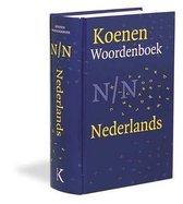 Boek cover Koenen woordenboek Nederlands van Koenen