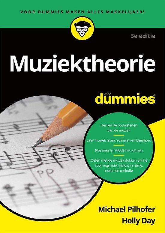 Voor Dummies - Muziektheorie voor Dummies - Michael Pilhofer |