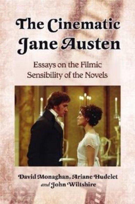 Boek cover The Cinematic Jane Austen van David Monaghan (Paperback)