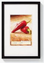 Walther Peppers - Fotolijst - Fotomaat 21x29,7 cm (A4) - Zwart