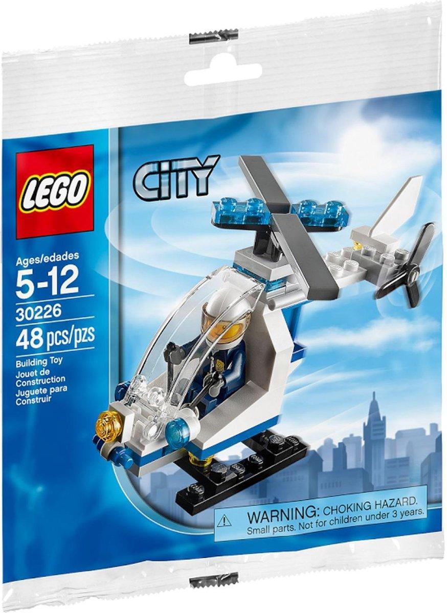 LEGO 30226 Politiehelikopter (Polybag)
