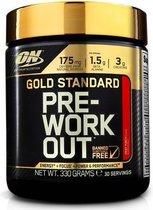 Optimum Nutrition Gold Standard Pre-Workout - 300 gram (30 servings) - Fruit Punch