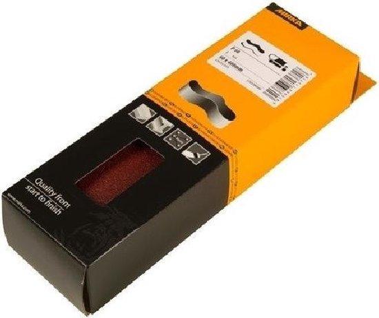 Schuurband (3x) P80 75 x 457 mm