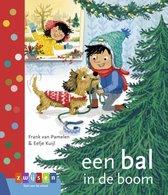 Leren lezen AVI M3  -   een bal in de boom