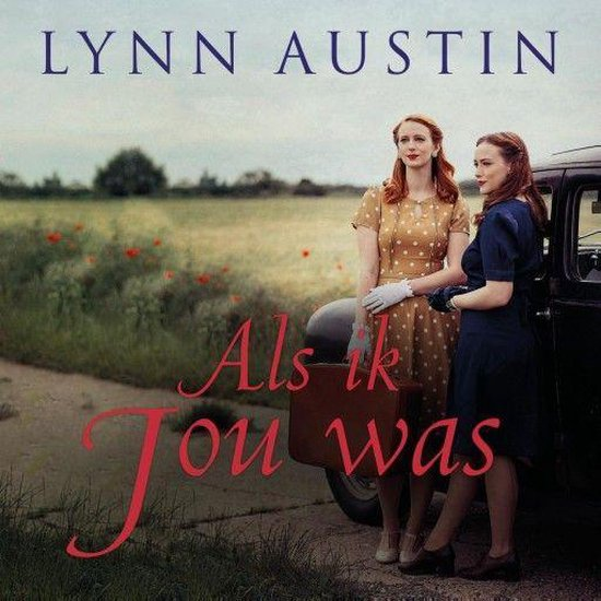 Boek cover Als ik jou was van Lynn Austin (Onbekend)