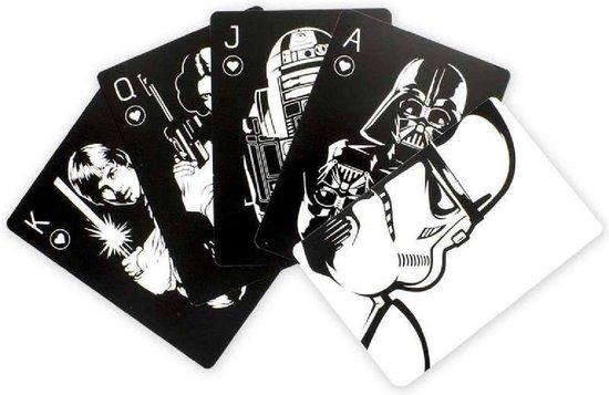 Afbeelding van het spel Star Wars Playing Cards