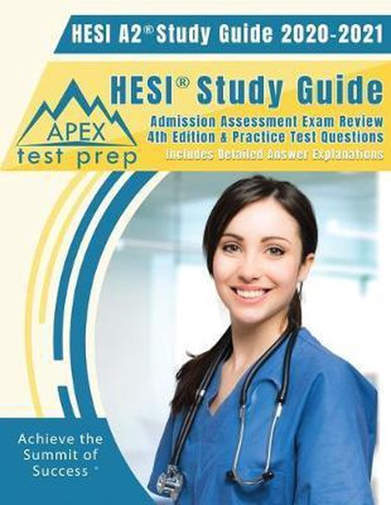 HESI A2 Study Guide 2020 & 2021
