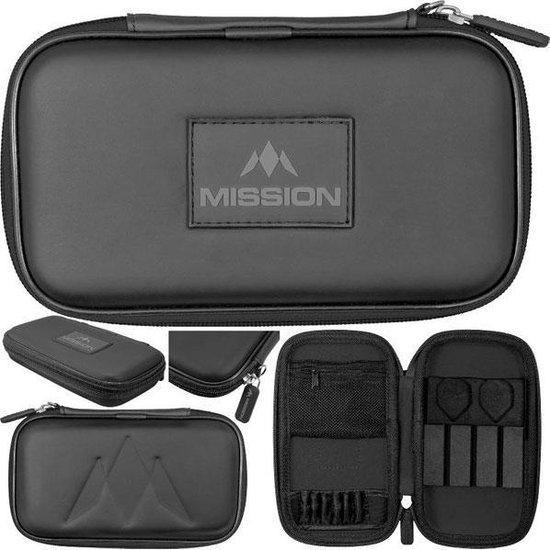Mission Freedom Darts Case XL  Zwart