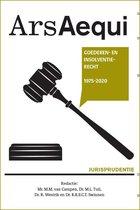 Ars Aequi Jurisprudentie  -   Jurisprudentie Goederen- en faillissementsrecht 2020