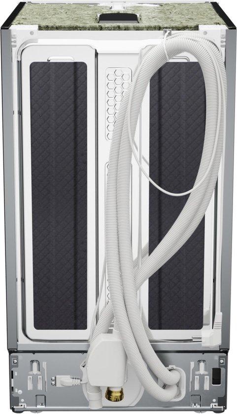 Miele G 5640 SCi BRWS / Inbouw / Half geïntegreerd / Nishoogte  84,5 - 88 cm