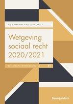 Boom Juridische wettenbundels - Wetgeving sociaal recht 2020/2021