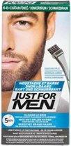 Just for Men Snor en Baard Haarkleuring Donkerbruin 28 gr
