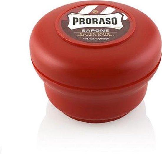Proraso Red Shaving Soap in a Jar 150 ml. - Proraso
