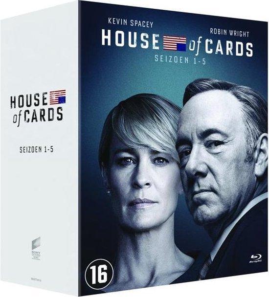 House Of Cards - Seizoen 1 t/m 5 (USA) (Blu-ray)