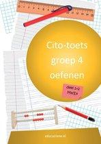 Cito-toets groep 4 oefenen 1 en 2 (M4/E4)