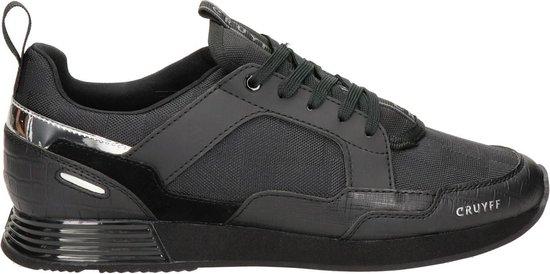 Cruyff Classics Heren Lage sneakers Maxi - Zwart - Maat 43