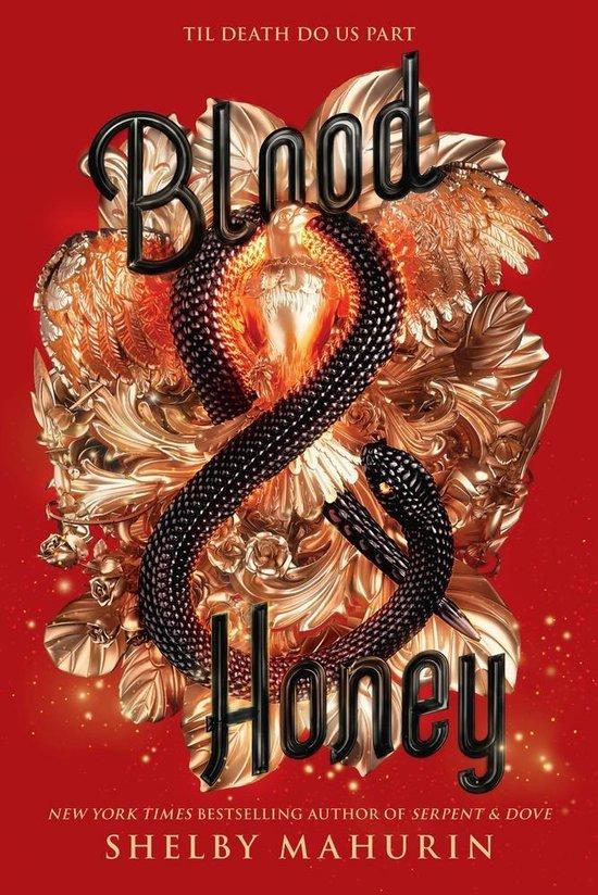 Blood  Honey Serpent  Dove 2