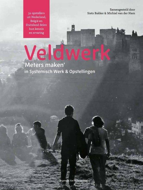 Boek cover VeldWerk van Michiel van der Ham (Hardcover)