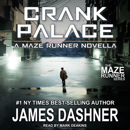 Boek cover Crank Palace van James Dashner (Onbekend)