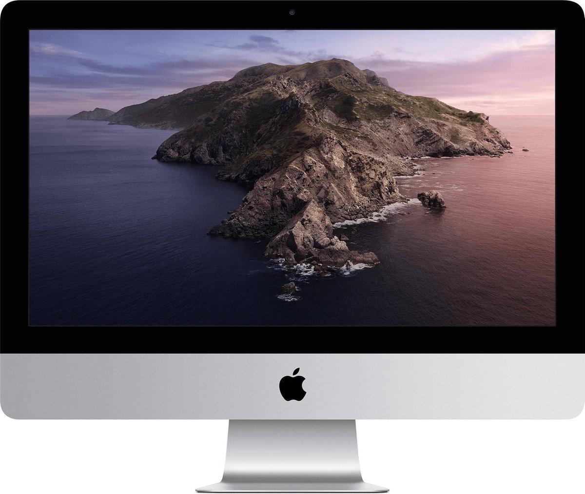 Apple iMac 21.5 inch 2020 – 4K – i3 – 8GB – 256GB SSD – Azerty