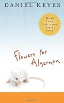 Omslag Flowers for Algernon