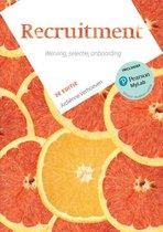 Recruitment, 3e editie met MyLab NL toegangscode