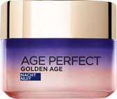 L'Oreal Paris Age Perfect Golden Age Anti Rimpel Nachtcrème - 50 ml