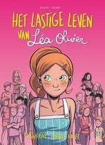 Het lastige leven van Léa Olivier STRIPROMAN- Verloren, Roddels en Chantage