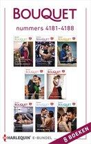 Bouquet 1 - Bouquet e-bundel nummers 4181 - 4188