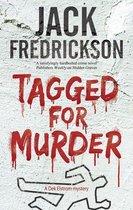 Omslag Tagged for Murder