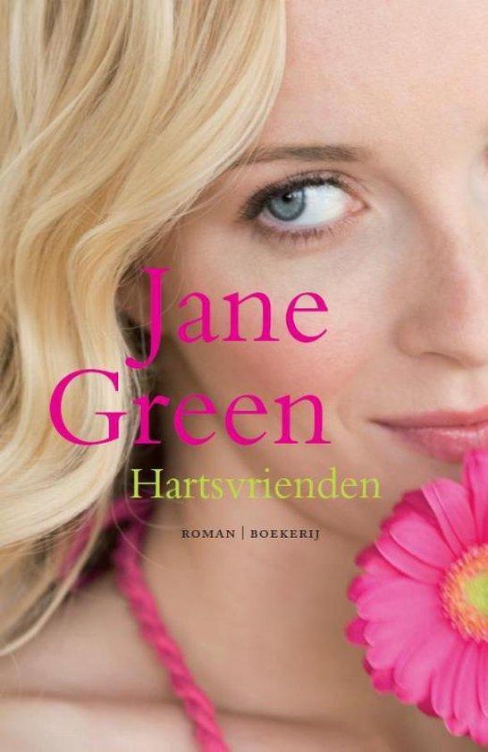 Cover van het boek 'Hartsvrienden' van J. Green