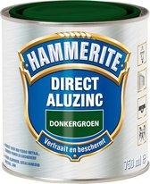 Hammerite Direct Over Aluzinc Metaallak - Donker Groen - 750 ml
