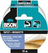 Bison tapijttape extra strong - 10 meter