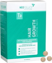 Neofollics - Hair Growth Supporting Tablets - 100 Stuks