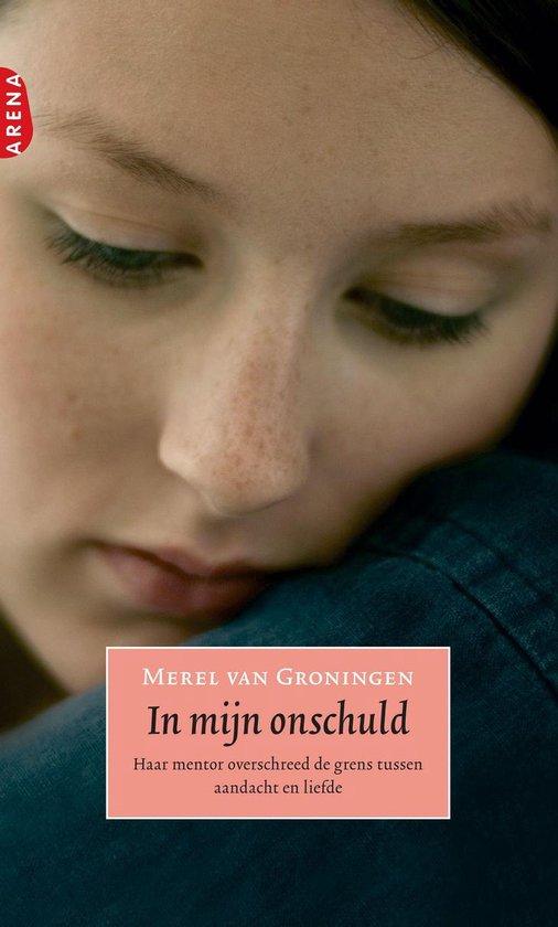Boek cover In mijn onschuld van Merel van Groningen (Onbekend)