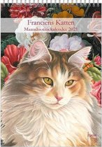 Franciens Katten Maandnotitiekalender - Noorse Boskat (formaat A4)