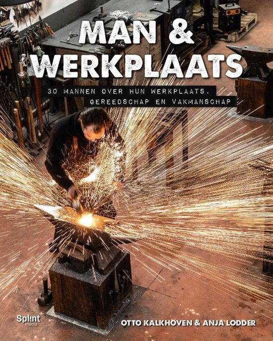 Boek cover Man & Werkplaats van Otto Kalkhoven (Paperback)