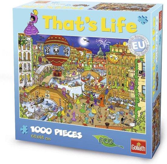 That's Life Venice - Puzzel