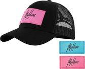 Malelions Velcro Patch Cap - Black